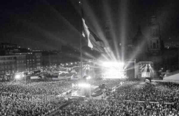 Estamos Unidos Mexicanos Concert