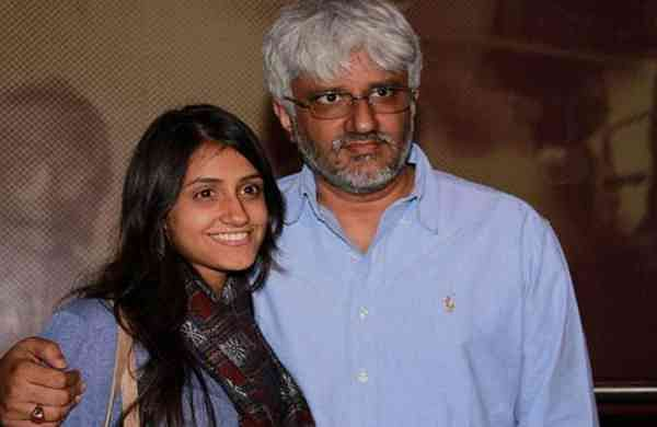 Vikram Bhatt and daughter Krishna