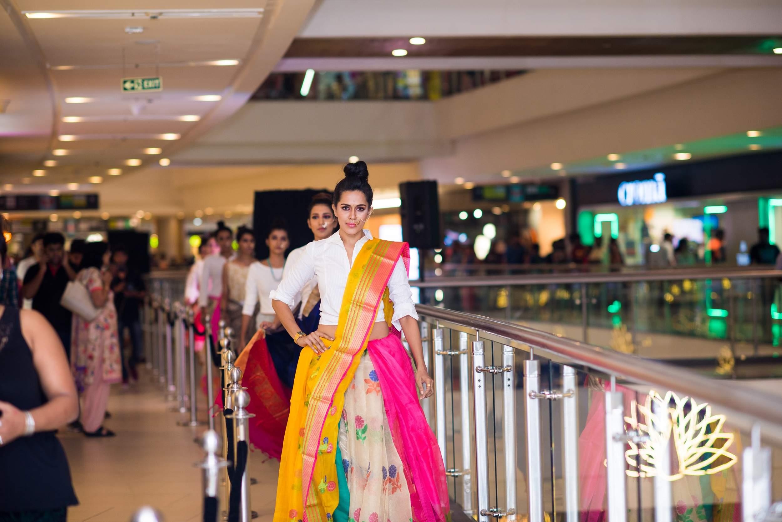Ethnic Fashion Walk