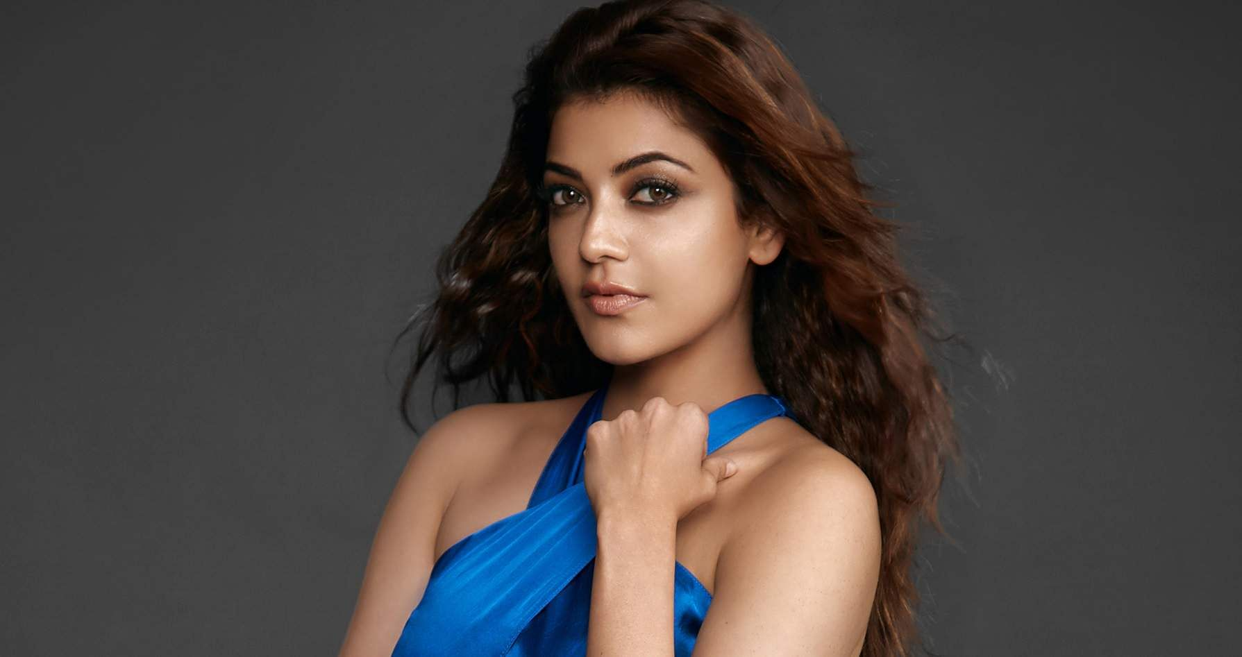 tollytown's sweetheart kajal aggarwal gets candid
