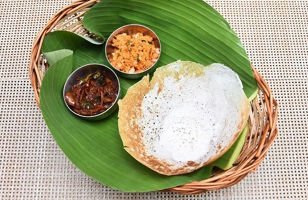 Appam and sambol