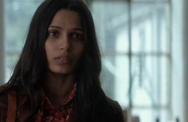 Freida Pinto in Guerrilla