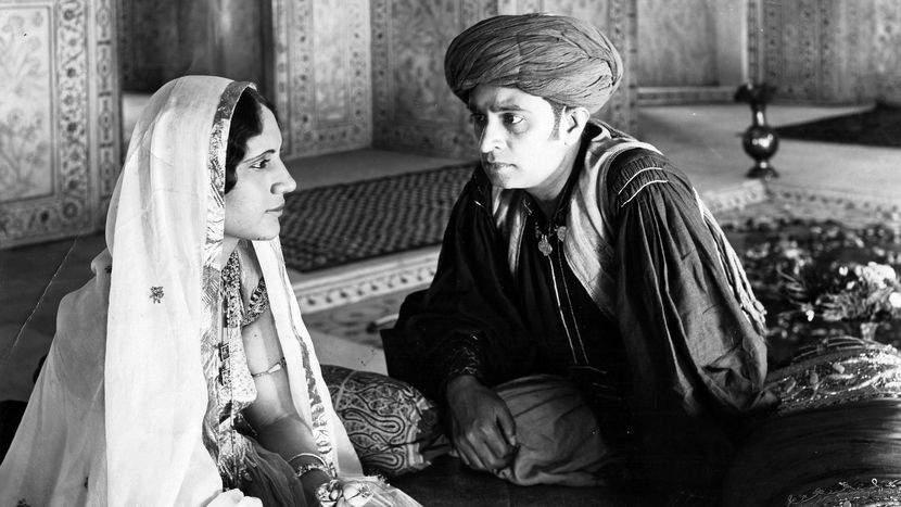 Still from Shiraz: A Romance of India
