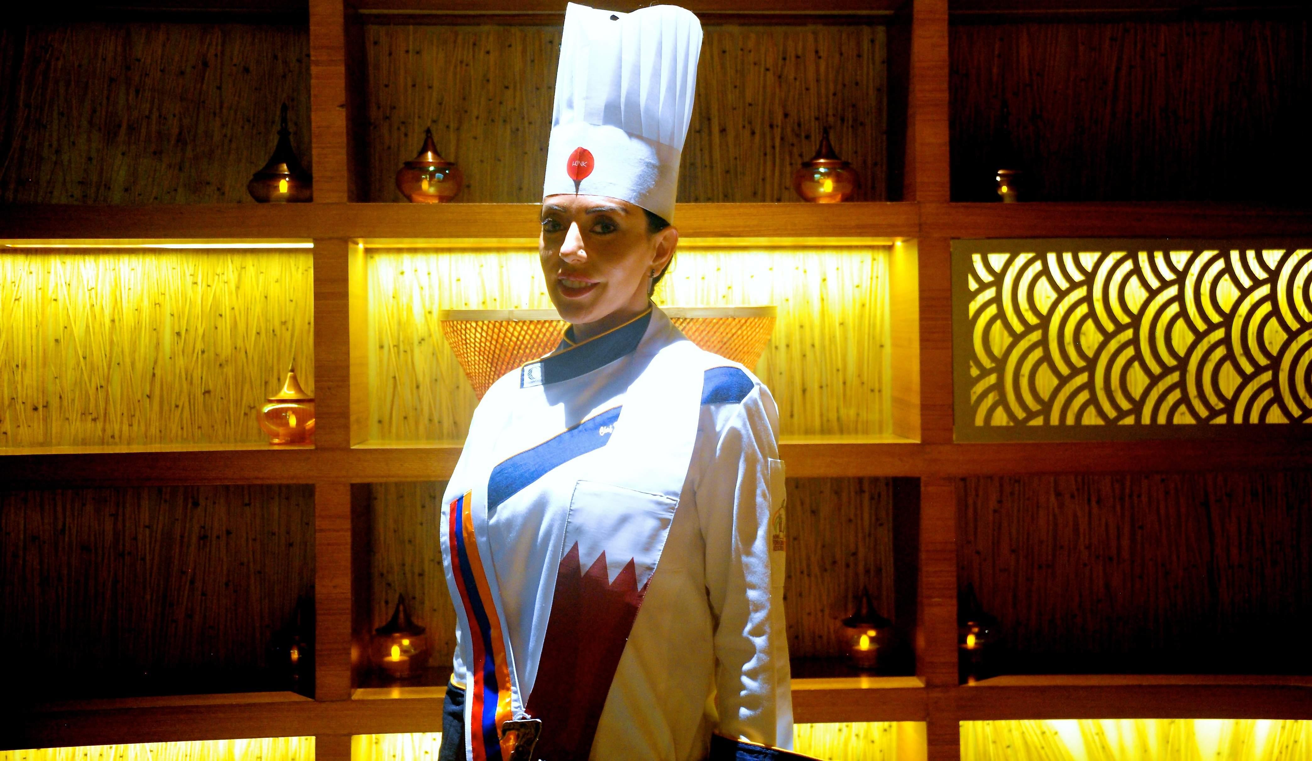 Chef Zarmig