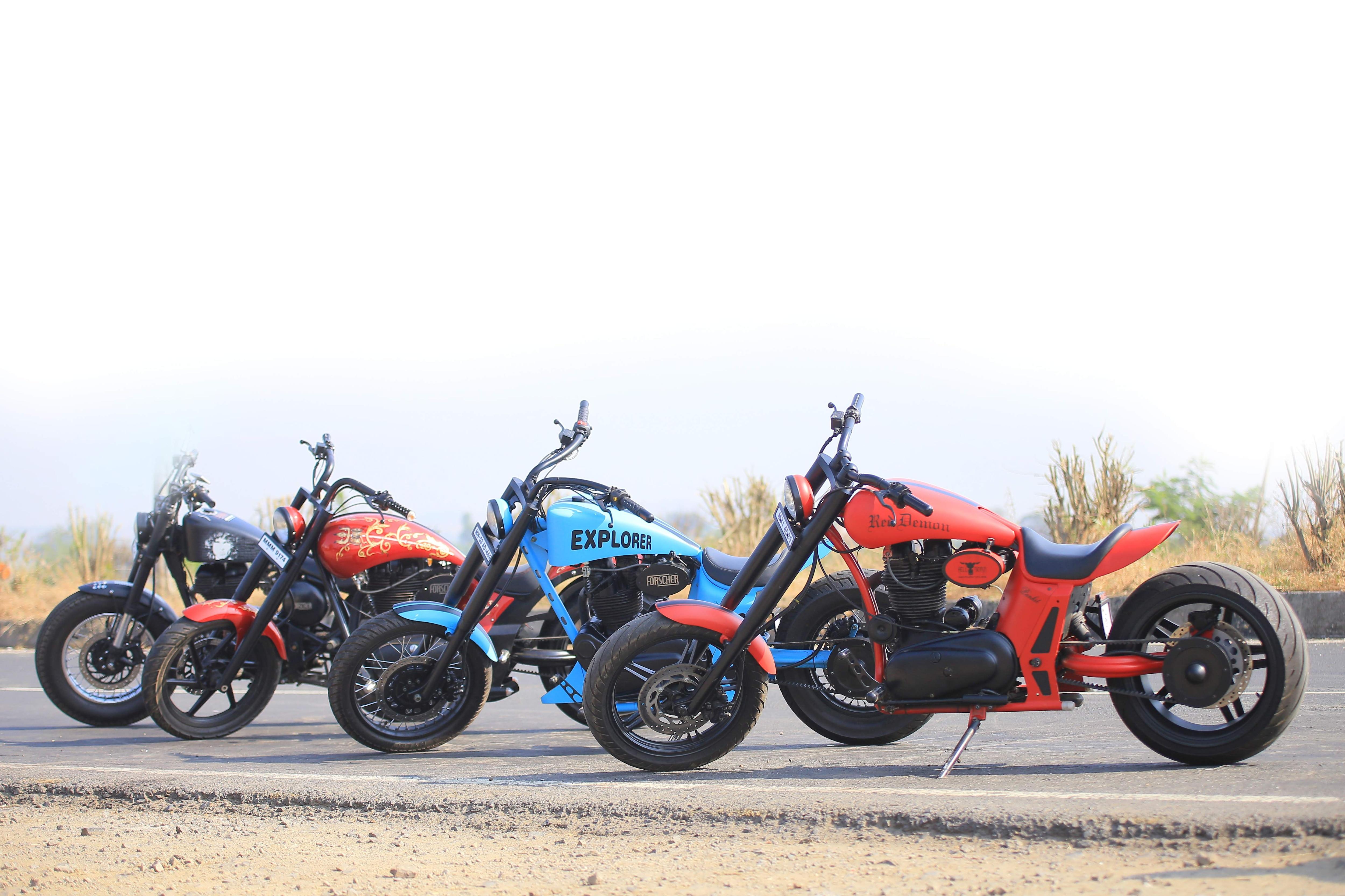Rider Mania 2017