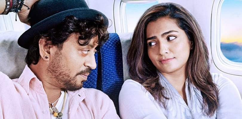 Irrfan Khan and Parvathy