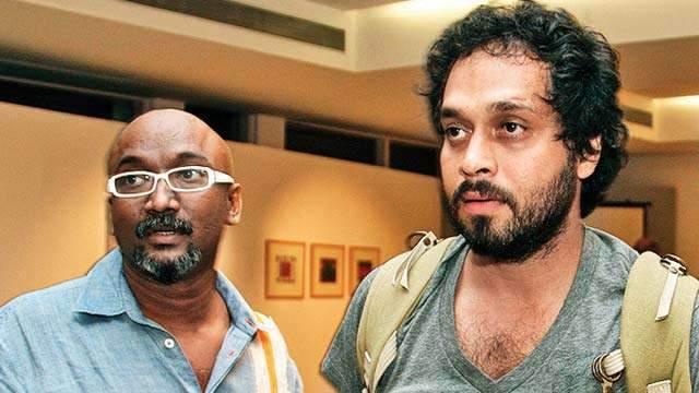 Riyas Komu and Bose Krishnamachari
