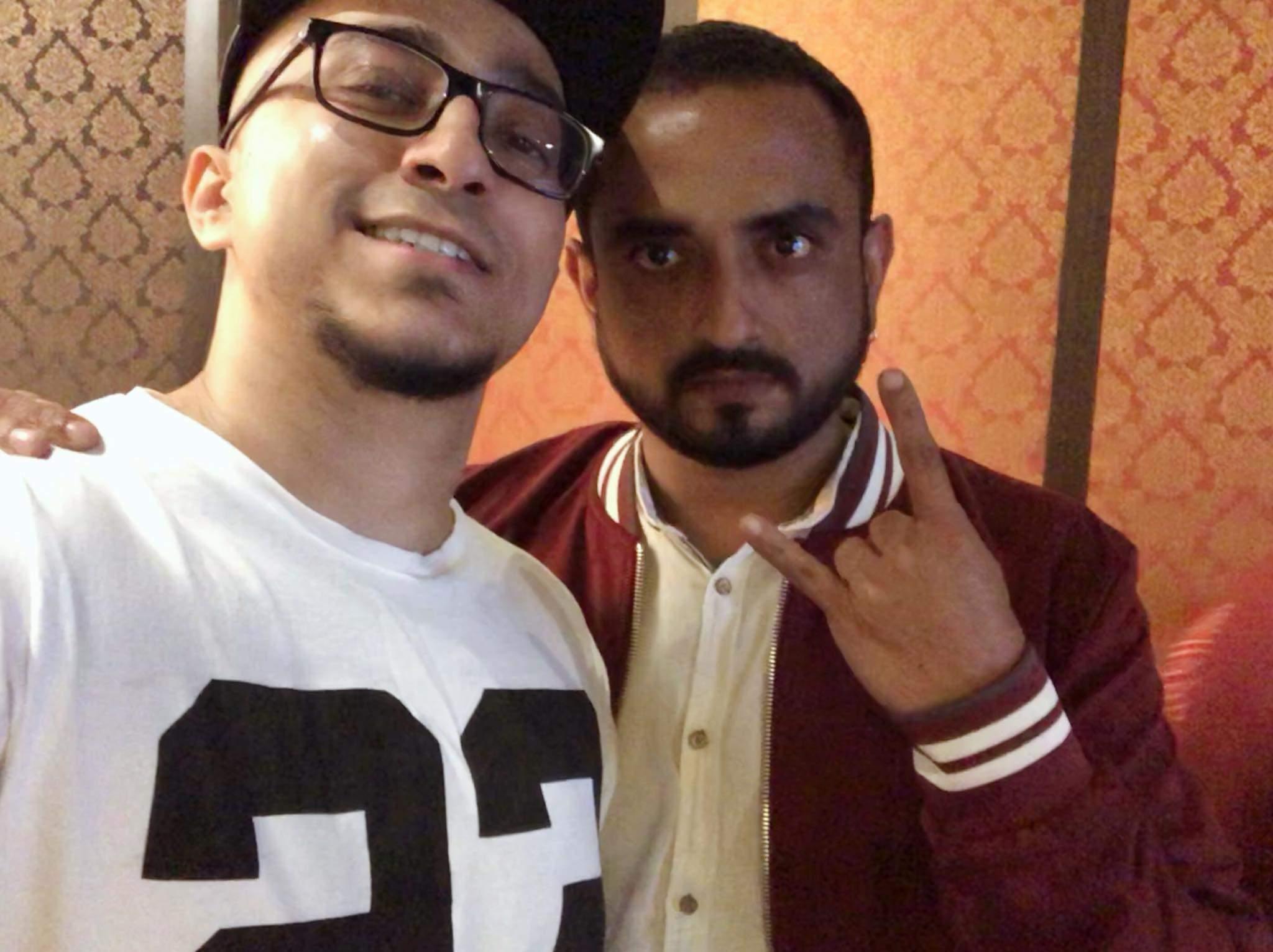 Brodha V and Sanjeev T