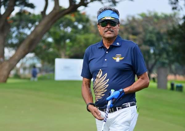 Kapil Dev talks about golf, Dhoni and Kohli