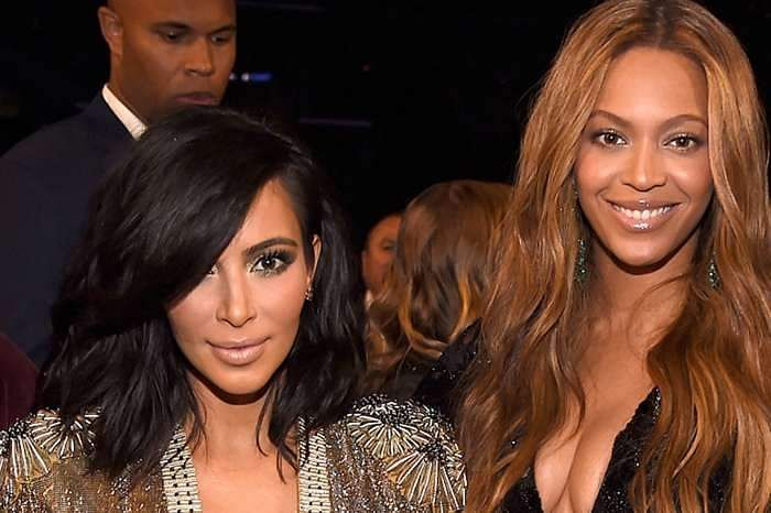 Kim Kardashian and Beyonce