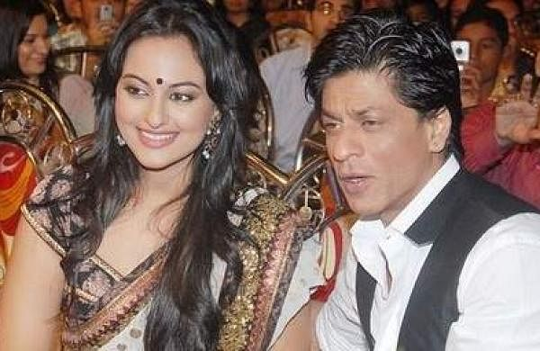 Sonakshi SInha and SRK