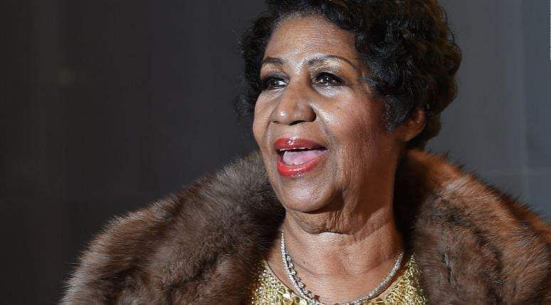 Aretha Franklin shoots down rumored health concerns: 'I'm doing well'