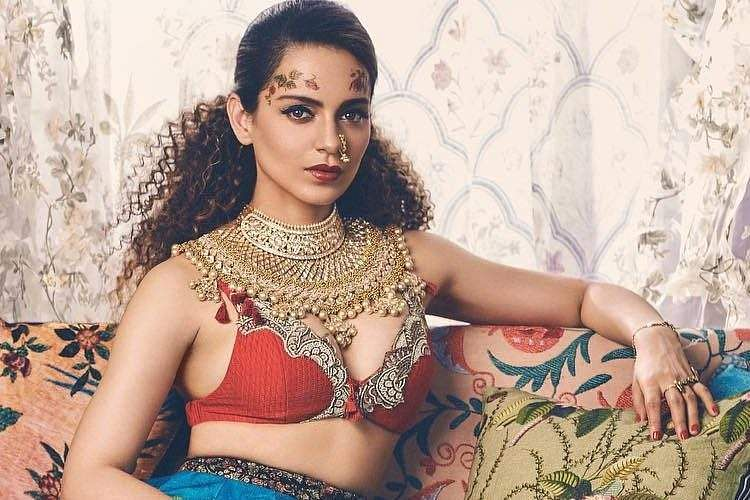 Actress Kangana Ranaut Foot Injury During Manikarnika Shooting in Jodhpur