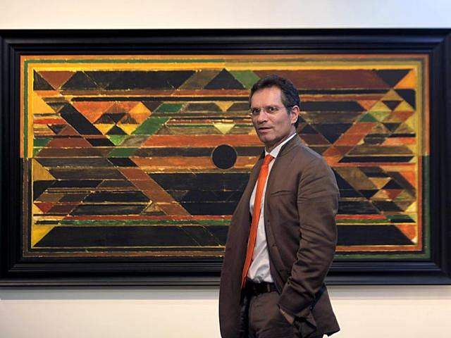 Saffronart CEO Hugo Weihe