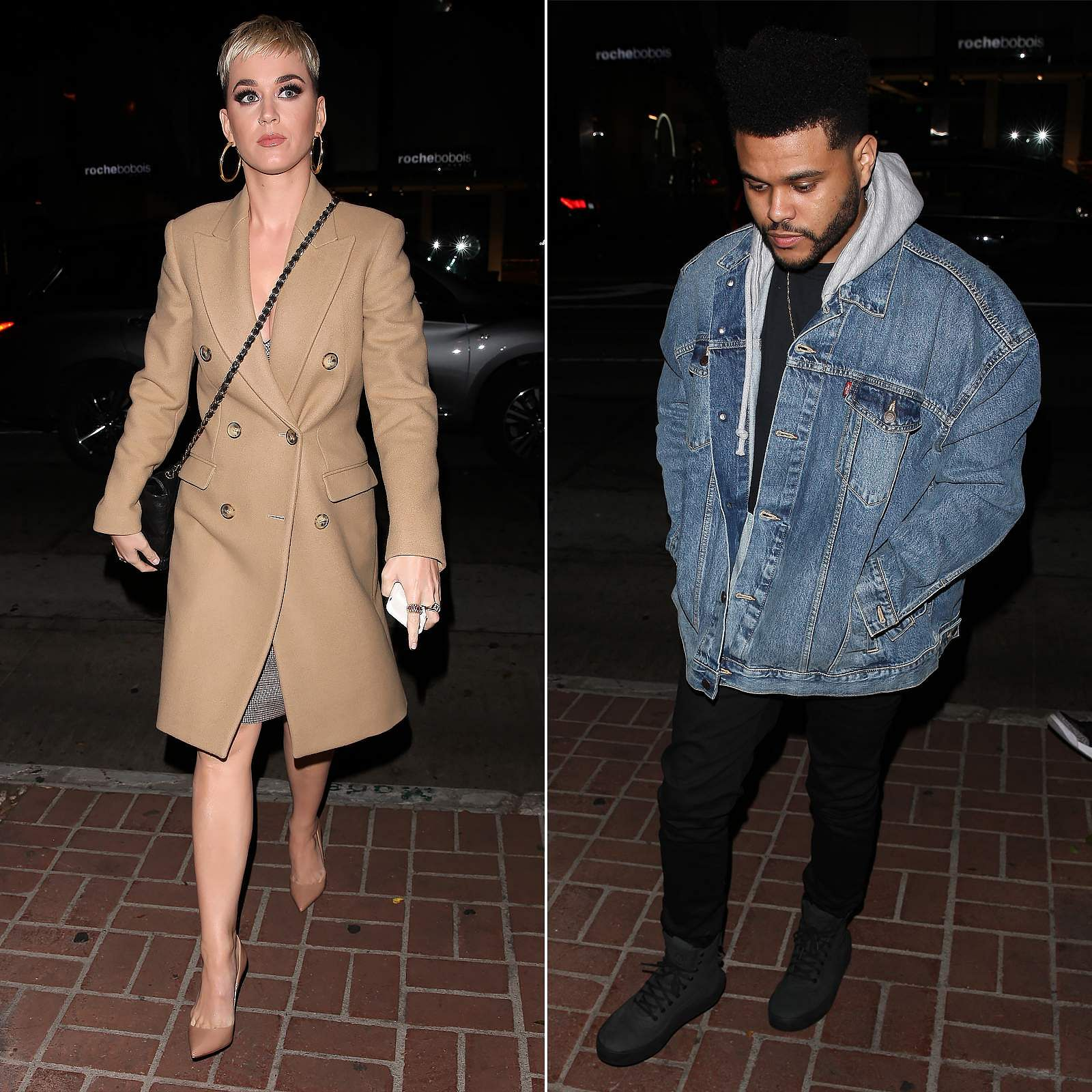 The Weeknd And Katy Perry Went On A Maybe-Date