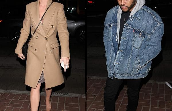Katy Perry and The Weeknd