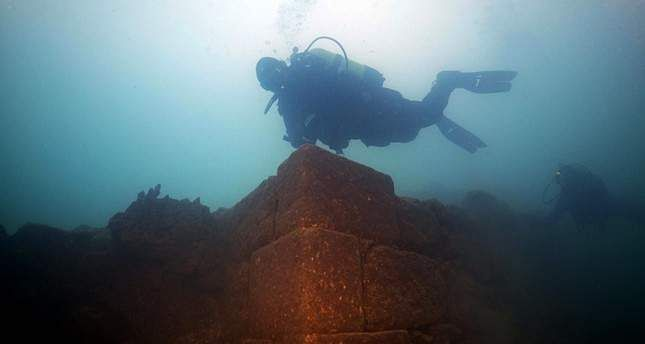 3000-year-old fortress found under Turkey's Lake Van