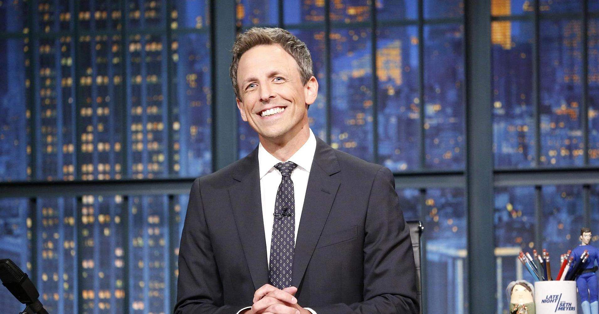 Seth Meyers to Host 75th Annual GOLDEN GLOBE AWARDS Ceremony