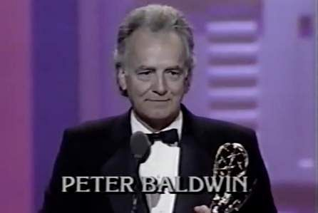 Emmy-winning TV director Peter Baldwin dead