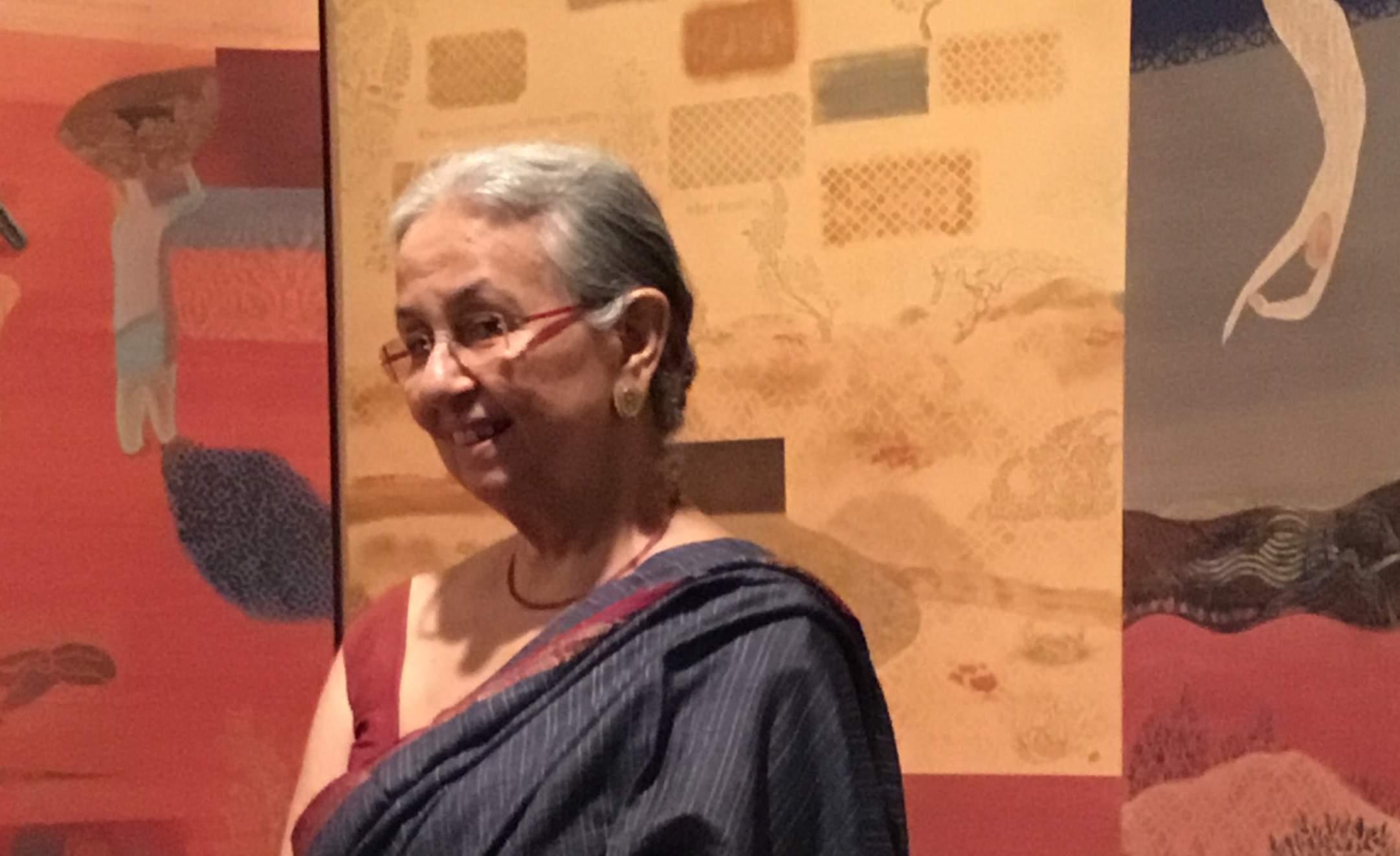 Nilima Sheikh