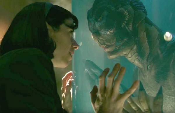 Still from The Shape of Water