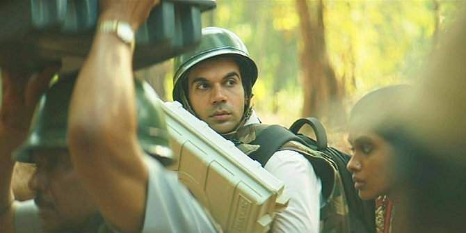 Still from Newton
