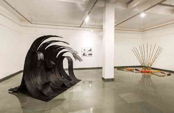 B. Reigns at Gallery Sumukha