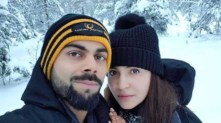 Virat Kohli-Anushka Sharma, you look lovely: Sania Mirza