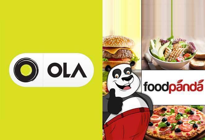 Ola and Foodpanda