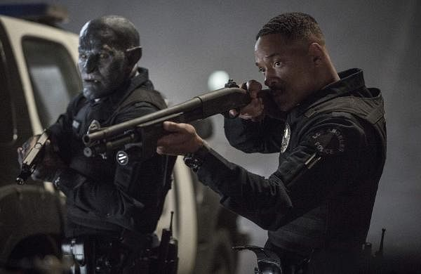 A still from Bright