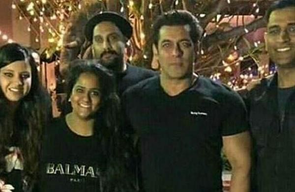 Salman Khan's 52nd birthday bash