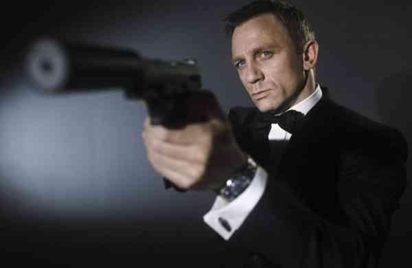 Daniel Craig's final mission