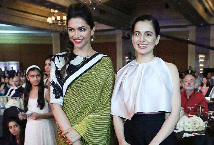 Padmavati Row: Kangana Ranaut blatantly refuses to lend support to Deepika Padukone?