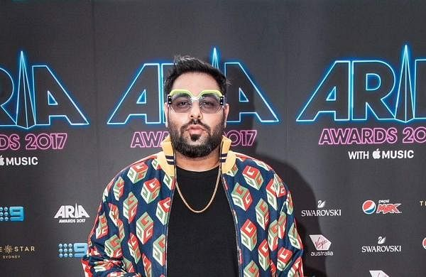 Badshah at ARIA