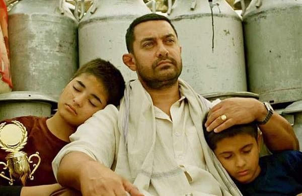 Still from Dangal