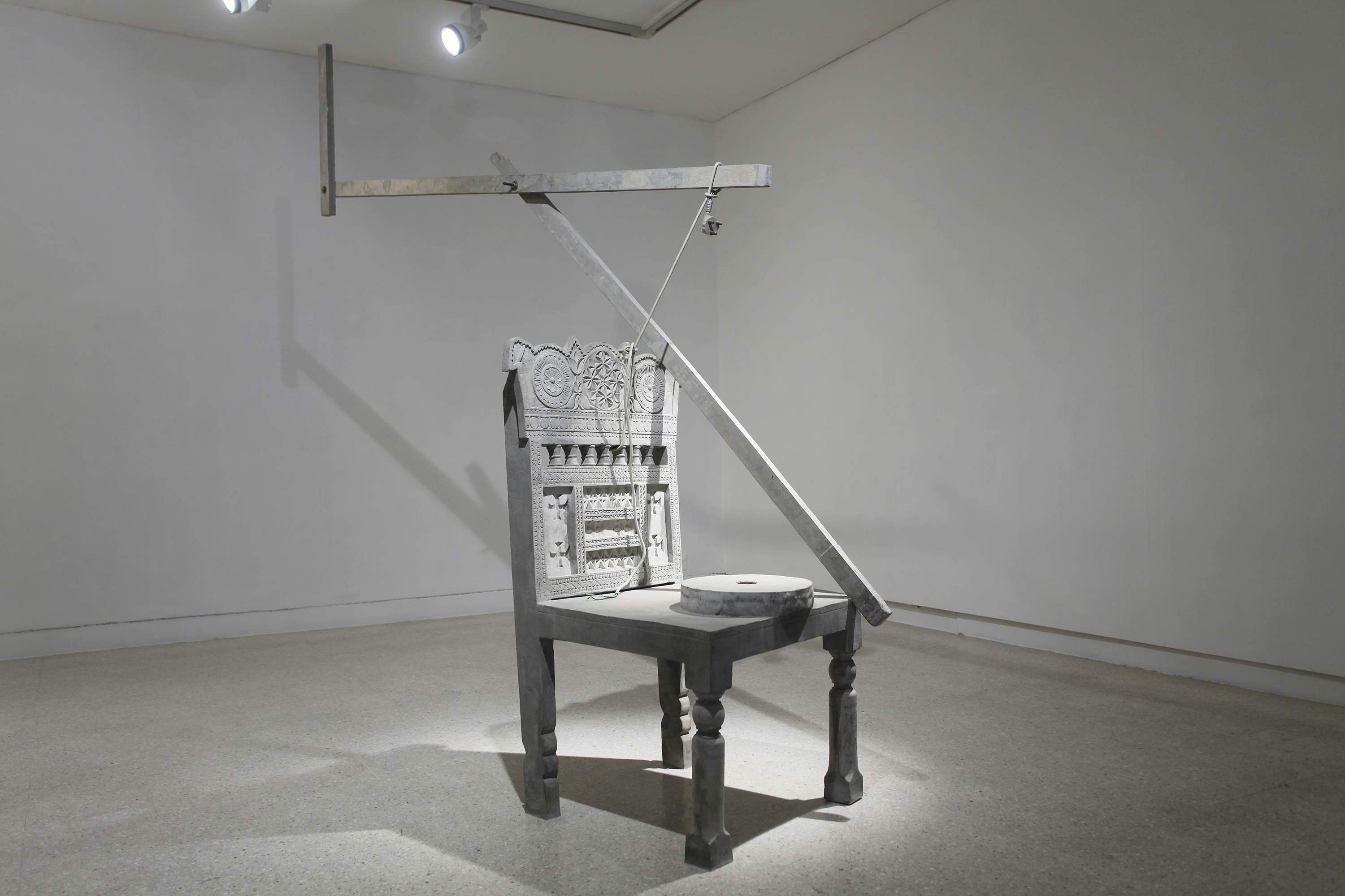 Bharti Kher, Impossible Triangle
