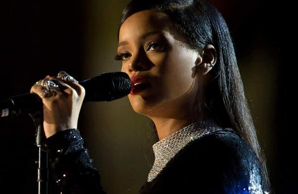 The Grammy Award-winning singer got the chance after Rooney Mara backed out