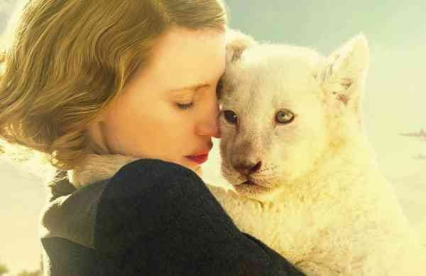 A still from The Zookeeper's Wife