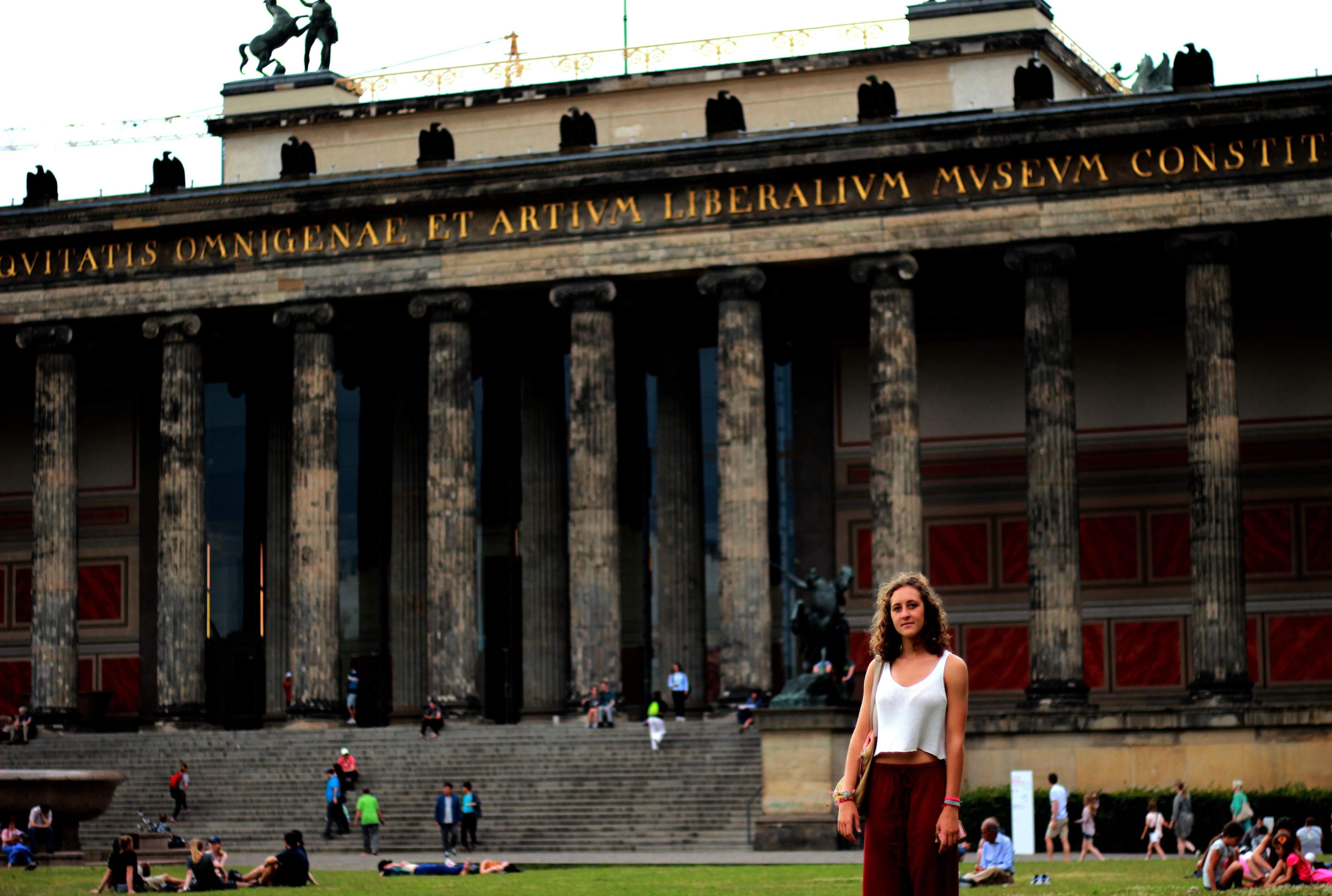 Lola Perez de Castro in Berlin