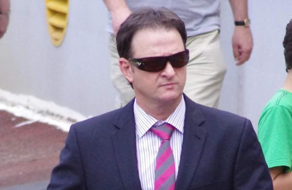 Mark Waugh