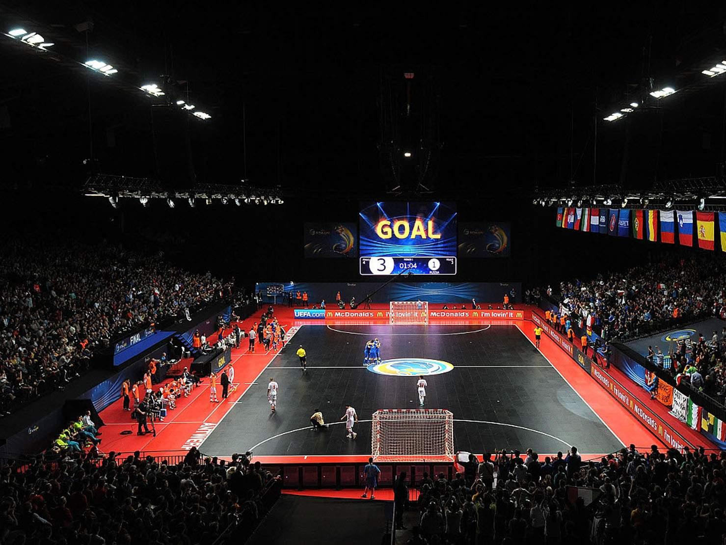 Futsal-court