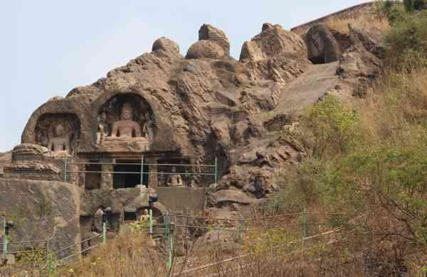 Stairway to Bhojjannakonda