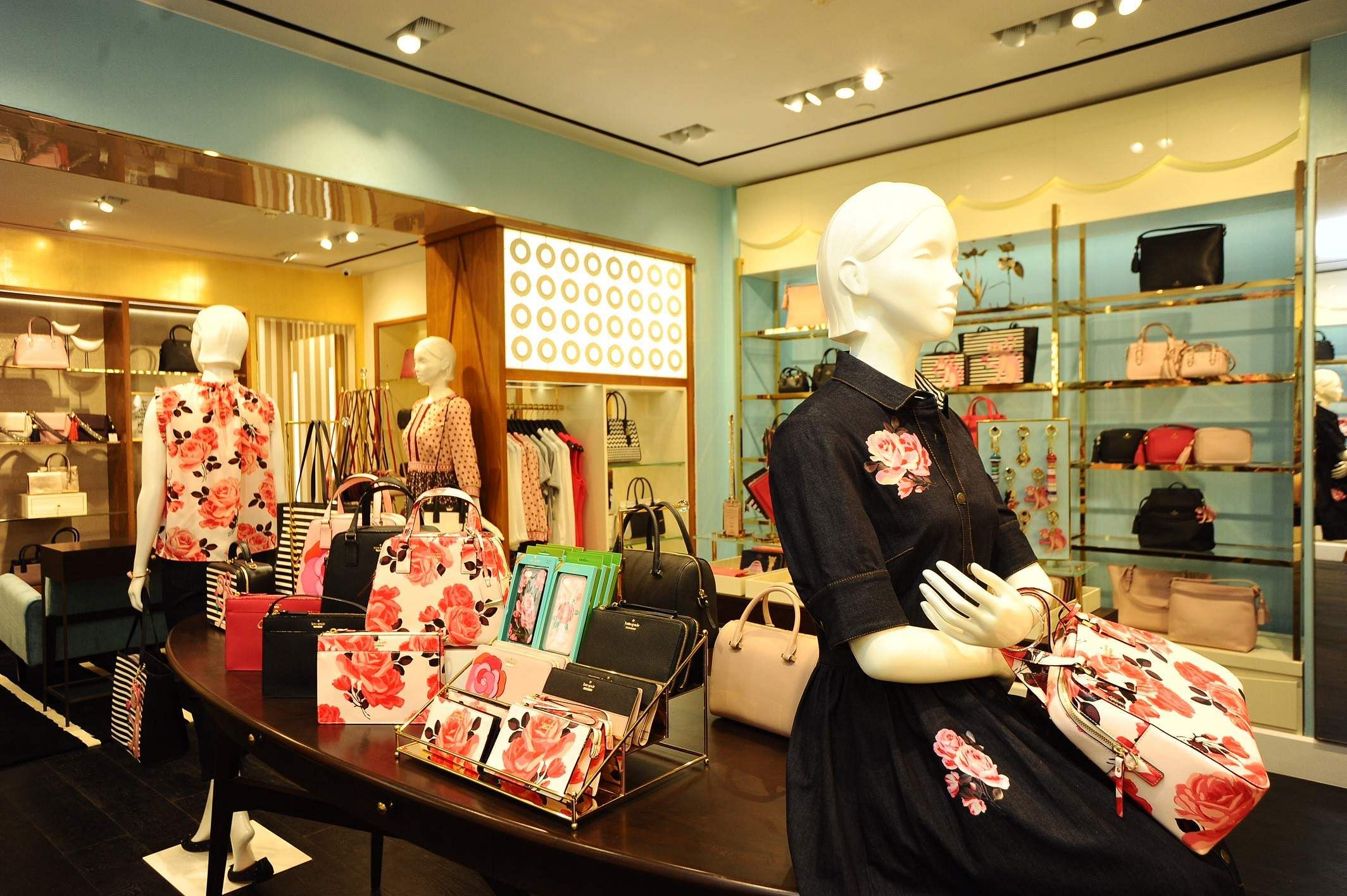Kate Spade Arrives In India With A Store In New Delhi