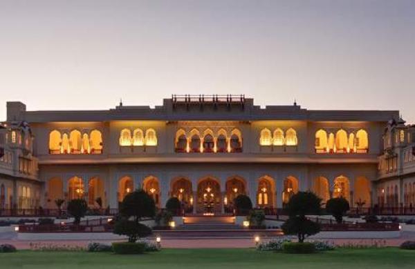 Jaipur's Rambagh Palace