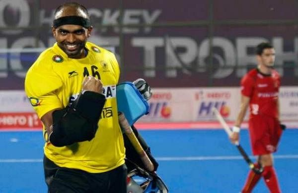 PR Sreejesh, Captain, Indian Hockey Team