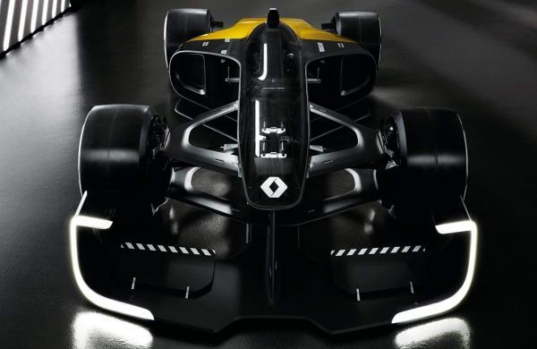 Pic courtesy: Renault | Formula1.com