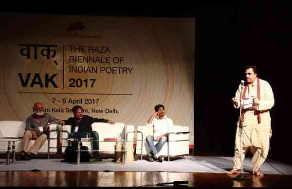VAK Opening Poetry Session