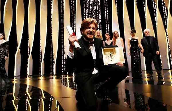 'The Square' wins Palme d'Or