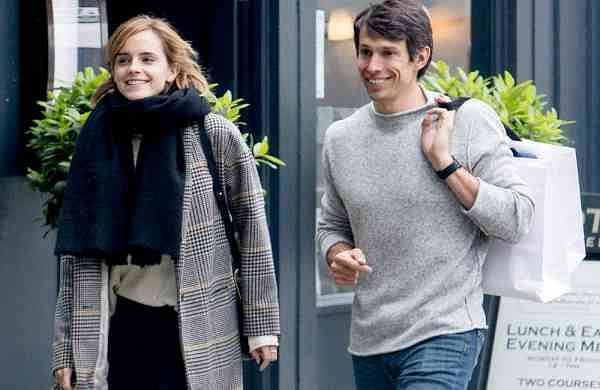 Emma Watson and William Knight