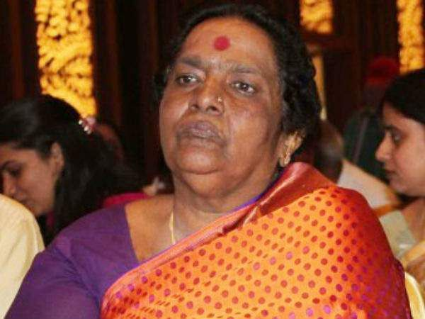 Parvathamma Rajkumar, wife of late actor Rajkumar passes away